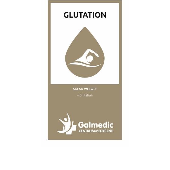 Kroplówka Glutation