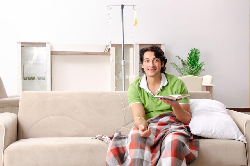 Kroplówka witaminowa na kaca – dlaczego warto?